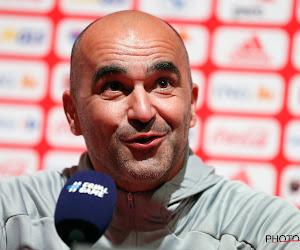 """Roberto Martinez ziet het zitten: """"Toekomst Red Flames oogt mooi"""" en """"Dat gaat ze lukken"""""""