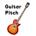 ギターの音程キーを鍛えるトレーニングアプリ-絶対音感ゲーム icon