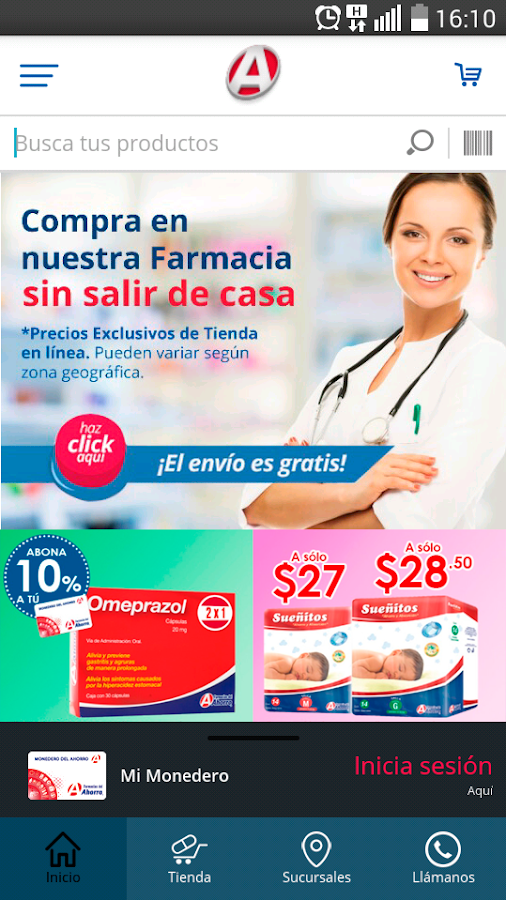 Farmacias del Ahorro- screenshot