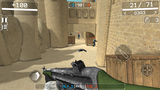 Squad Strike 3 : FPS  {cheat|hack|gameplay|apk mod|resources generator} 2