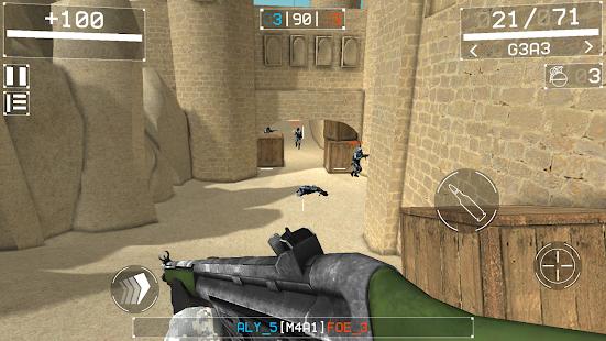 Squad Strike 3 : FPS - náhled