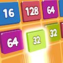 Shoot Merge 2048 - Block Puzzle icon