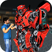Robot Mechanic Simulator 3D
