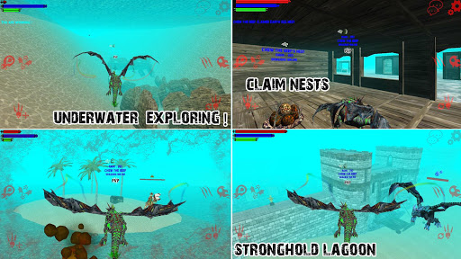 Dragons Online  3D Multiplayer 3.24 screenshots 8