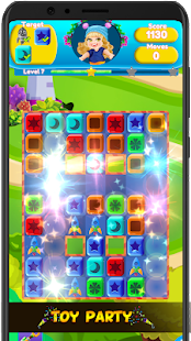 Toys Blocks Blast 2019 Screenshot