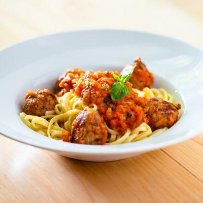 Old Spaghetti Factory's Classic Meatballs