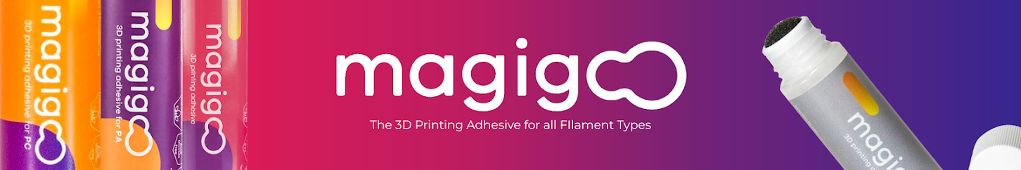 Magigoo 3D Printer Bed Adhesives
