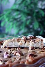 Photo: tarta de maíz con manzana y nueces-http://hola-olivia.blogspot.com.es/2012/05/tarta-de-maiz-con-manzana-y-nueces.html-Olivia-Madrid-Cannon Kiss X3