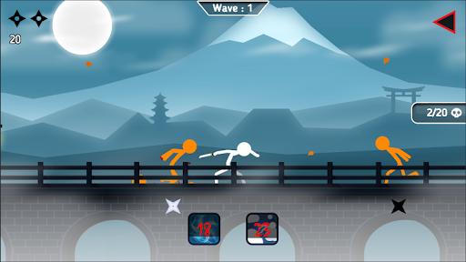 ninja warrior : stickman fight screenshot 3