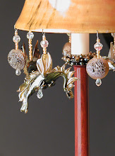 Photo: Dragon Lamp detail
