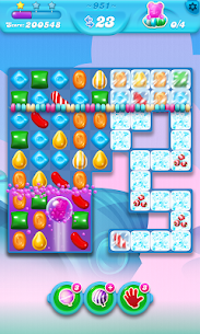 Candy Crush Soda Saga (MOD, Boosters / Unlimited Lives) v1.169.3 4