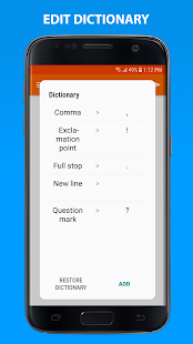SpeechTexter - Speech to Text Screenshot