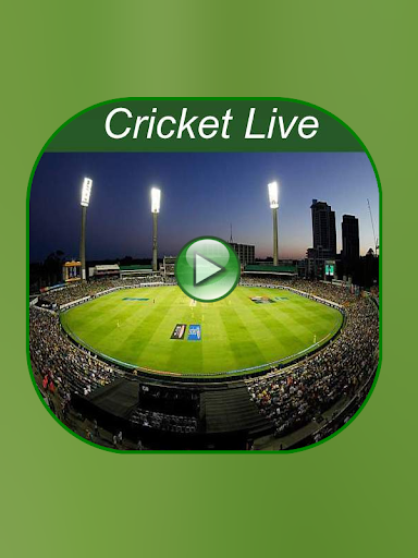 Sports Live TV  CRICKET SPORTS 1.0 screenshots 1
