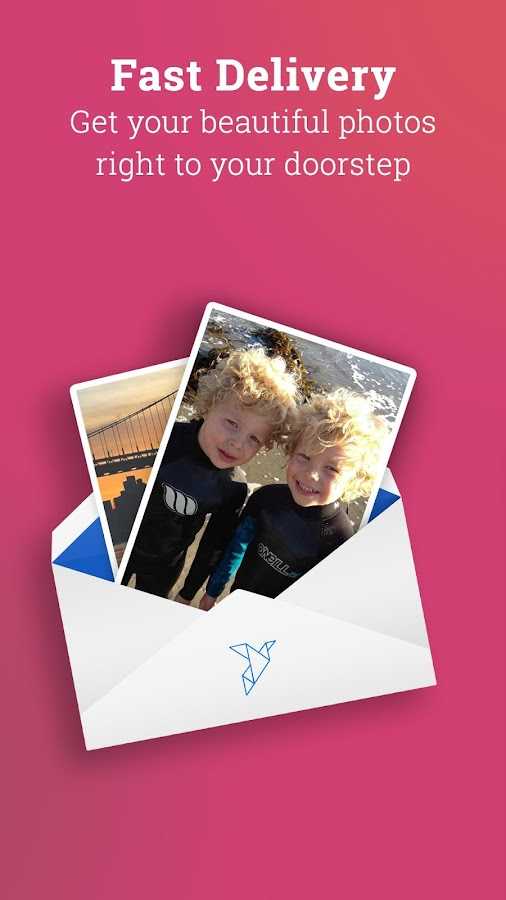 Photofly - Free Photo Prints- screenshot