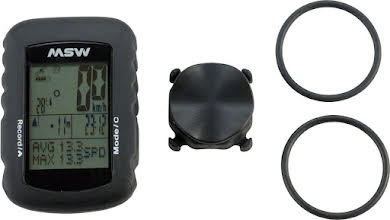 MSW Miniac GPS-322 GPS Cycling Computer alternate image 0