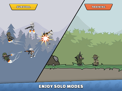 Mini Militia - Doodle Army 2 screenshot 18