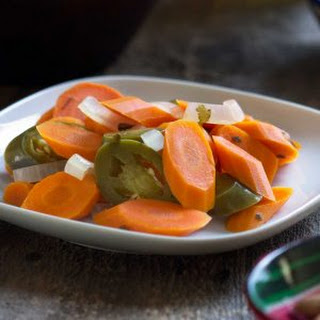 Mexican Pickled Carrots Recipes