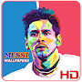 Messi Wallpaper HD 4K APK icon