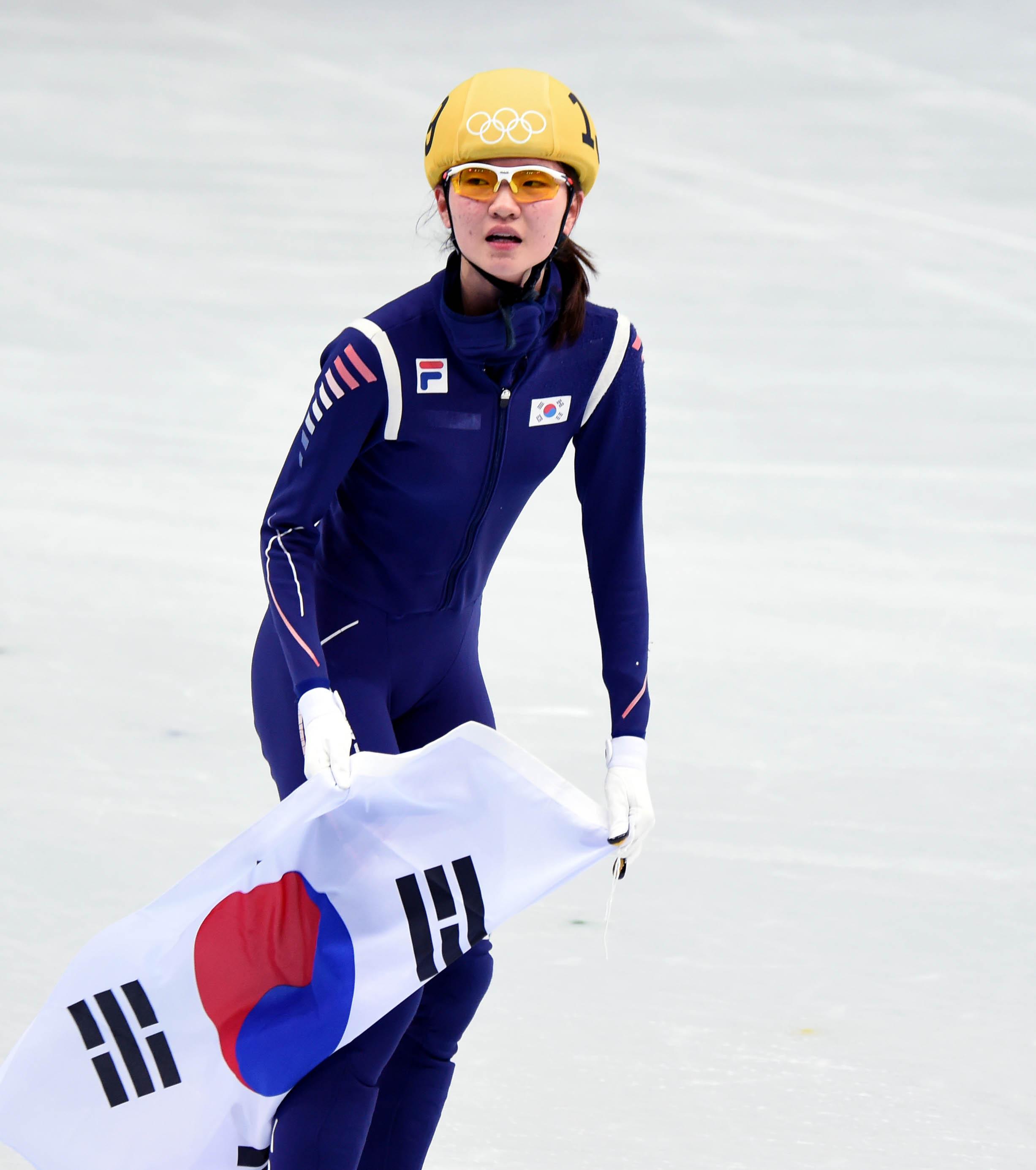 Atlet Korea Shim Suk Hee Peraih Medali Emas Dipukuli Oleh Pelatihnya Sendiri