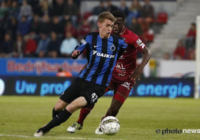 Officieel: Club Brugge verlengt contract van goudklompje en leent het onmiddellijk uit