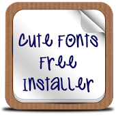 Cute Fonts Free Installer