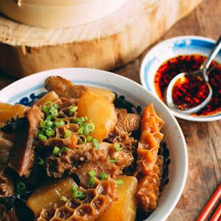 Dim Sum Tripe Stew