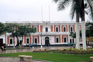 Photo: Trujillo, Plaza de Armas