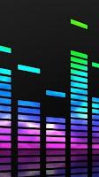Screenshot of Music Sound Live Wallpaper