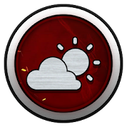 IM Silver Theme for Chronus Weather Icons