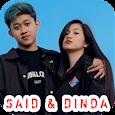 Said dan Dinda Wallpaper Foto