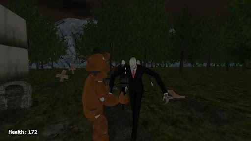 Slenderman VS Freddy The Fazbear 1.0.2 screenshots 8