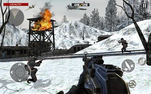 American World War Fps Shooter Mod Apk 6.0 (Unlimited Money) 7