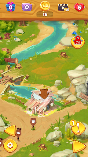 Settlers Trail Match 3: Build a town 11.140.10 {cheat|hack|gameplay|apk mod|resources generator} 4