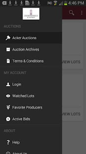 Acker Auctions- screenshot thumbnail