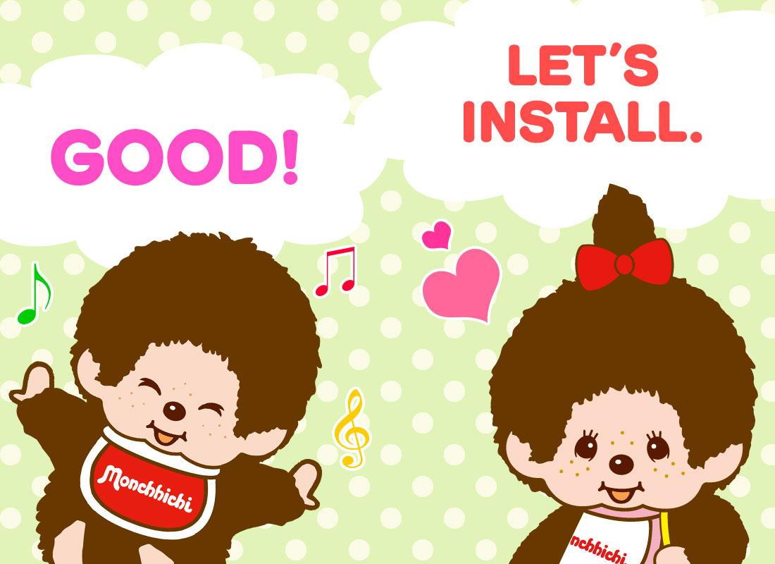 Uncategorized Monchichi Cartoon sticky note monchhichi android apps on google play screenshot