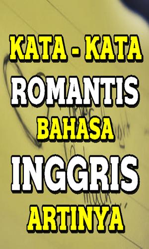 Download Kata Kata Romantis Bahasa Inggris Dan Artinya Apk
