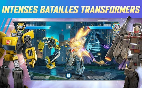 TRANSFORMERS : forged to fight Mod 9.0.0 Apk [Unlimited Money] 1