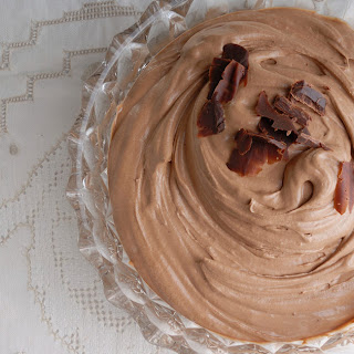 Chocolate Hummus.