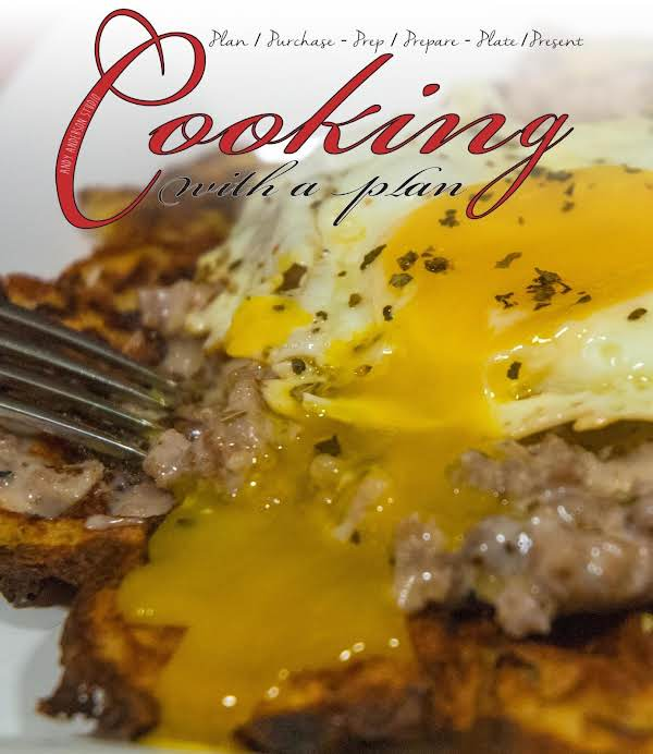 Cheesy Hash Browns With Country Sausage Gravy Recipe