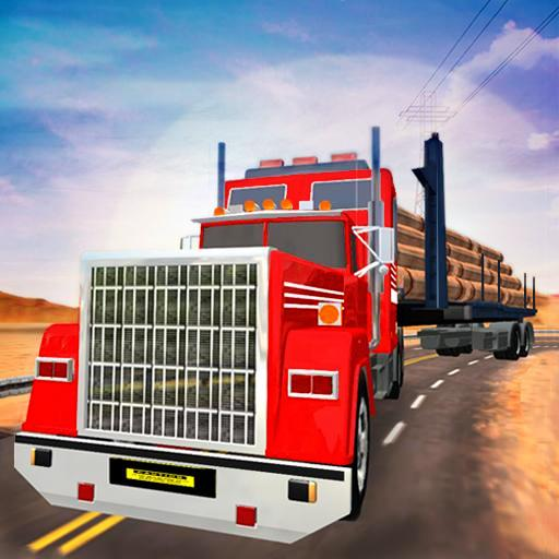 Highway Cargo Truck Transport Simulator