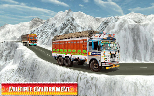 Indian Mountain Heavy Cargo Truck 1.0.1 screenshots 5