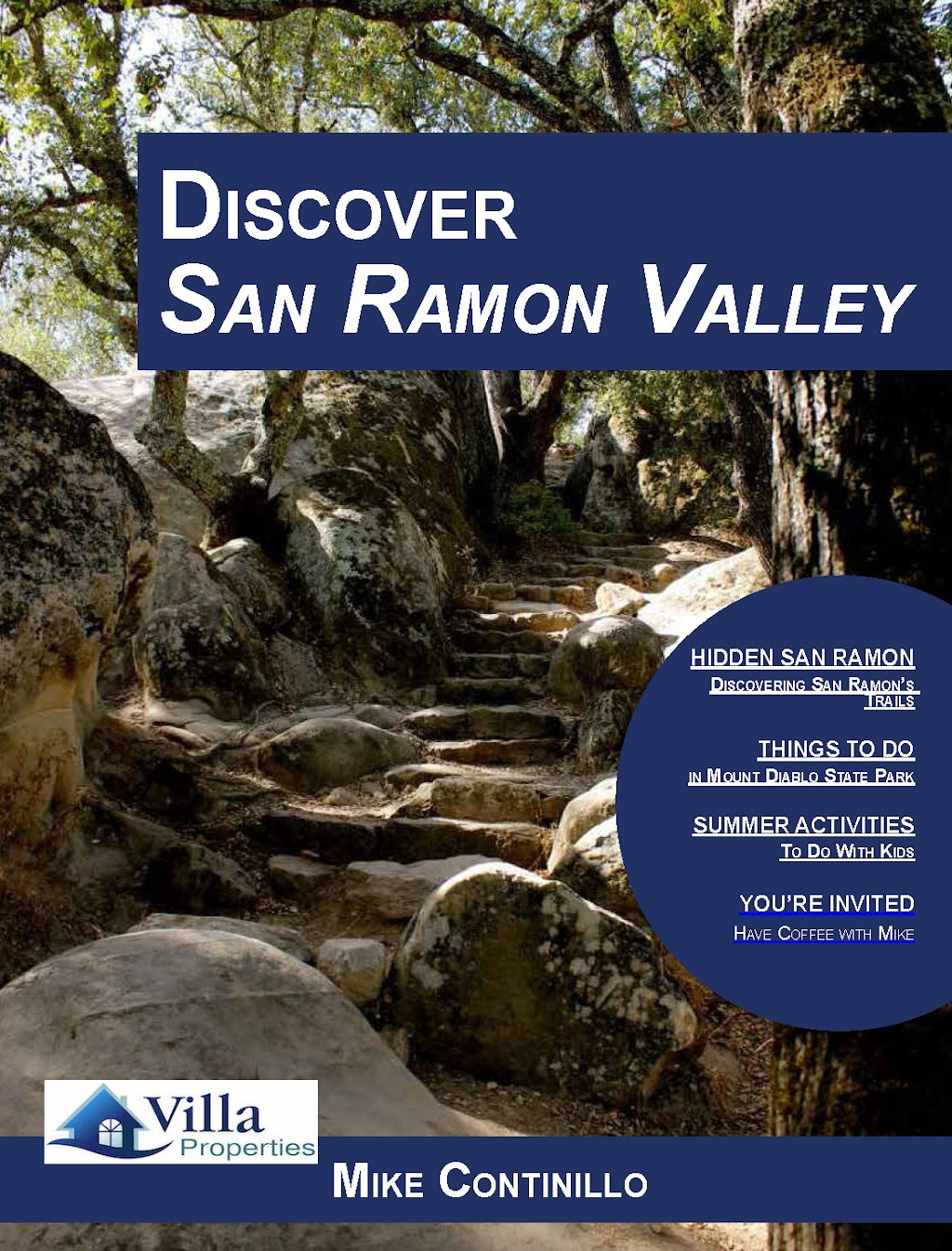 Discover San Ramon Valley eBook - Villa Properties