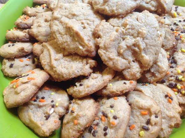 Soft -chewy Peanut Butter Drop Cookies Recipe