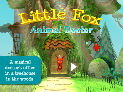 Little Fox Animal Doctor- screenshot thumbnail