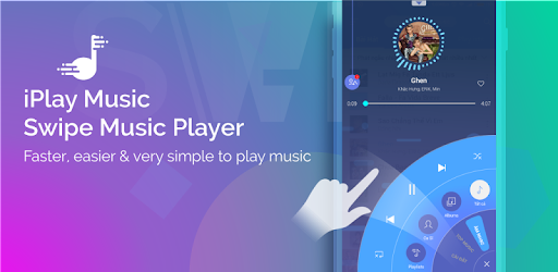 iPlay Music - Swipe Music Player, Quick Mp3 Player – Apps