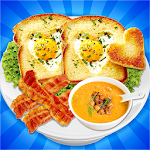 Healthy Breakfast Food Maker - Chef Cooking Game Icon
