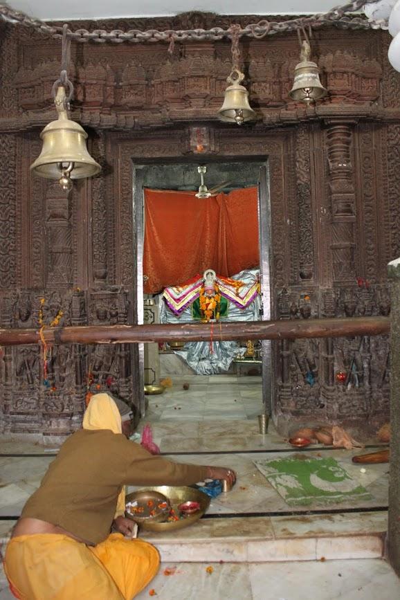 Sanctum doorway