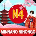 Học tiếng nhật - Minna no Nihongo N4