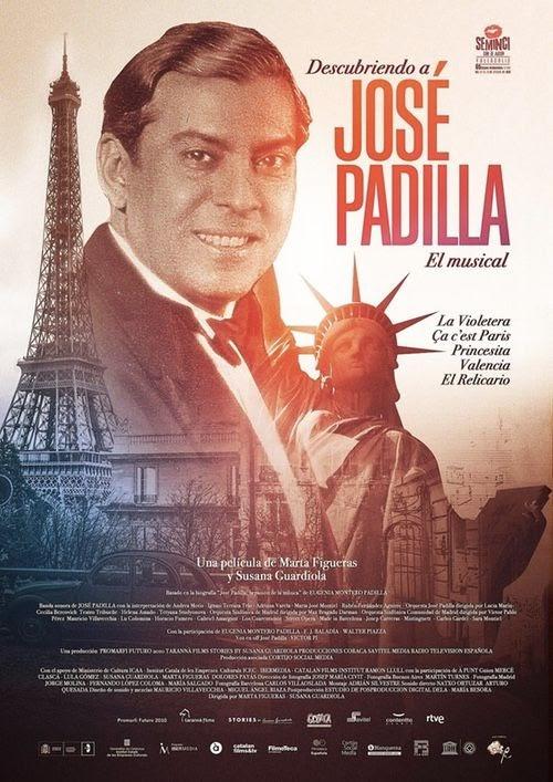 Descubriendo a José Padilla