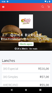 Quick Burger for PC-Windows 7,8,10 and Mac apk screenshot 1